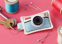 CrossStitcher Issue 293 Camera Project