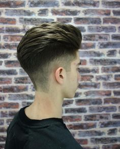 nice 55 Excellent Ideas for Pompadour Fade - In Mood For the Change