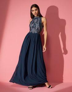 d63ef0fe10 Angeleye Embellished Maxi Dress Uk Online