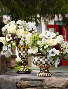 Magnificent! Just imagine the centerpieces we can create with these!
