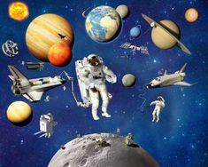 kleuterportaal ruimtevaart