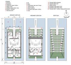 Vietnam's Pavilion at Expo 2015 Competition Entry,plans