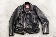 ORIGINAL SHEEPSKIN | ADDICT CLOTHES NEW VINTAGE / BRITISH VINTAGE MOTORCYCLE JACKET
