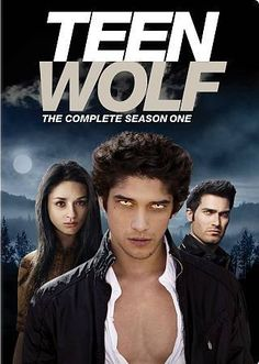 Teen Wolf Complete Season One (3-Disc Set)