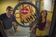 """KJHK, Kansas University's student-run radio station, has moved out of """"The Shack"""" and keeps growing with the times"""