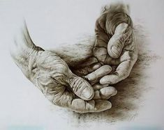 Artist Albrecht Durer -Drawing Hands