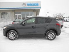 Details - 2016 Mazda CX-5   M4715
