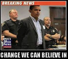 US Military Has Grounds To Arrest Obama