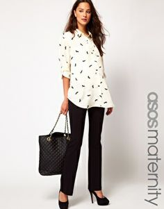 super cute and affordable maternity styles from Asos.  Must remember for the future :).
