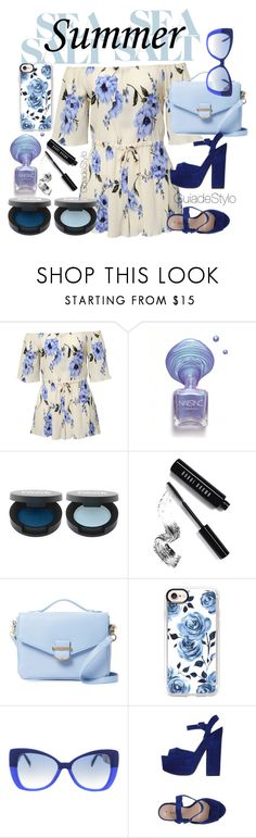 """""""RELAXED."""" by guiadestylo ❤ liked on Polyvore featuring Bobbi Brown Cosmetics, Cynthia Rowley, Casetify, Italia Independent and Sebastian Professional"""
