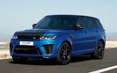Facelift Range Rover Sport, incl 575 pk sterke SVR - ℝ℮Pi₦ℕeD - by Averson Automotive Group LLC Range Rover Sport 2018, Range Rover Svr, Range Rover Supercharged, Land Rovers, Suv Cars, Sport Cars, Tata Motors, Jaguar Land Rover, Automotive Group