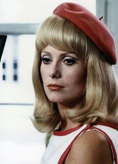 Catherine Deneuve, Les Demoiselles de Rochefort, 1967