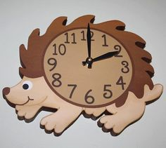 Forest Critters Hedgehogs Love Squirrels Boys by ToadAndLily