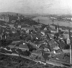 Budapest, Hungary, Taban 1910
