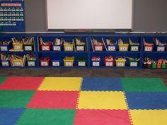 Mrs. Terhune's First Grade Site!: Classroom Organization