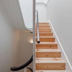 Projekty,  Korytarz, przedpokój i schody zaprojektowane przez Pedro Ferreira Architecture Studio Lda