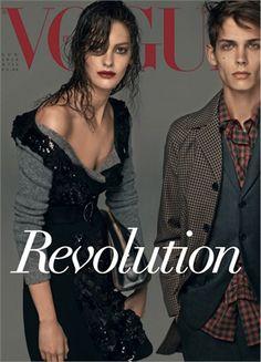 Vogue Italia July 2013