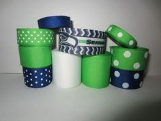 "BYU COUGARS 7//8/"" Grosgrain Craft Ribbon 3-Yard Length Sale!"