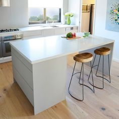 Block kitchen, tractor stools fromhttp://www.freedom.com.au/ I have mine already but be warned the waitlist for these babies is looooong!