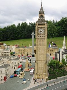 Lego London        I remember a place like this when I was in Holland