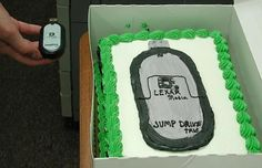 Cake Wrecks is a   blog that collects examples of really bad professional cakes.
