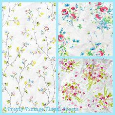 Cottage Floral Fabrics