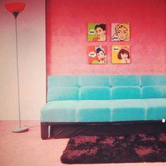 #pop #ocasional #diseño #interior #muebles