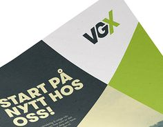 VGX - Logo and identity