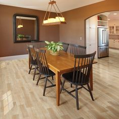 Daltile Parkwood Beige 7 in. x 20 in. Ceramic Floor and Wall Tile (10.89 sq. ft. / case)-PD12720HD1P2 at The Home Depot 1.79sqft for 102