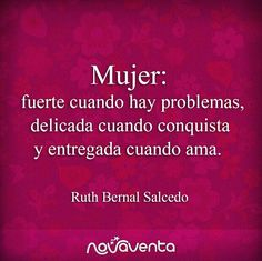 Mujer. Siempre Mujer *