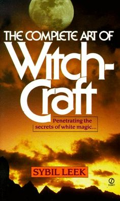The Complete Art of Witchcraft: Penetrating the Secrets of White Magic by Sybil Leek,http://www.amazon.com/dp/0451164210/ref=cm_sw_r_pi_dp_eQbPsb0Z9HW18NPT