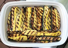 Gourmet Girl Cooks: Grilled Summer Veggie Lasagna - Easy Low Carb