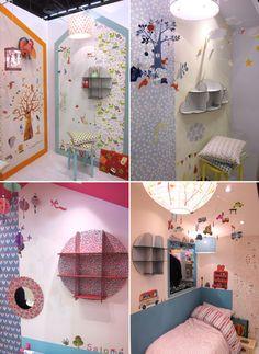Little Big room by Djeco // Plumetis
