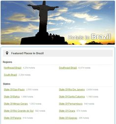 Traveling to Rio de Janeiro or Brazil to watch the World Cup soccer live? Wish to book hotels in Rio de Janeiro, Sao Paulo or Salvador in Brazil fast?Rio de Janeiro Hotels online hotel booking app gives you the best hotel deals that save you up to 80% even for some last minute hotel room reservations, whether you are booking for cheap budget hotels or luxury 5 stars hotels in Rio de Janeiro, Sao Paulo or any hotels in Brazil or in any part of the world and includes cities like Buenos Aire...