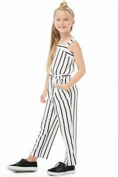 9b5656e32c94 16 Best Striped jumpsuits images