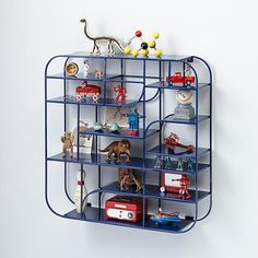 Labyrinth Wall Shelf