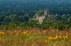 Classical Britain - Highclere Caslte aka Downton Abbey