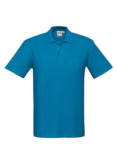 Code: BCP400KS Name: Kids Crew Polo BCP400KS Size: 10 | 4 | 12 | 6 | 16 | 8 | 14 Available Colours: Cyan | Spring Blue | Teal | Kelly Green | Forest | Fuchsia |