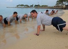 #3 Hickam AFB, Hawaii. a-duh. Who wouldn't want to be stationed in Hawaii. I mean, even if I must do pushups on the beach, you wont hear me complaining to go to live in Hawaii.