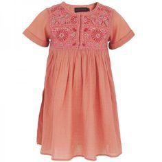 Antik Batik Coral Park Dress at alexandalexa.com