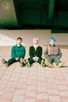 exo-cbx blooming days album teaser image