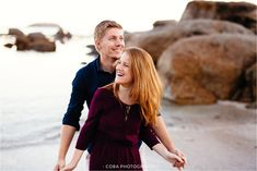 Signal Hill Engagement | Photographer Cape Town | Coba Photography