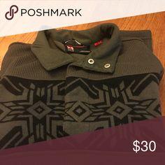Men's three quarter zip pullover Spyder Men's Sweater Spyder Sweaters Zip Up Plus Fashion, Fashion Tips, Fashion Design, Fashion Trends, Zip Ups, Men Sweater, Man Shop, Pullover, Sweaters
