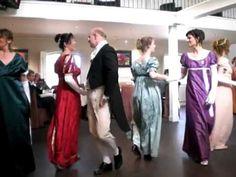 The Duke of Kent's Waltz - Jane Austen Ball - Driemond, April 2010 Country Dance, Somewhere In Time, Folk Fashion, Beautiful Dream, Pride And Prejudice, Bridesmaid Dresses, Wedding Dresses, Marie Antoinette, Jane Austen