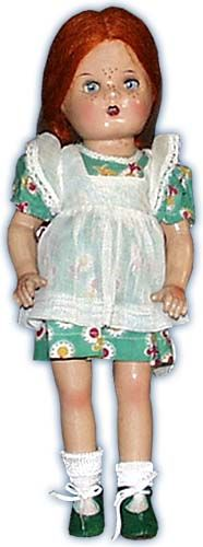 Maggie Muggins...1947 Reliable Toy Company... Maggie Muggins was a character…