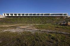 Escola de Hotelaria de Portalegre / Eduardo Souto de Moura + Graca Correia