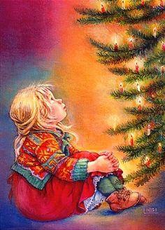 Vintage Christmas Lisi Martin