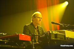 Benmont Tench, my favorite Heartbreaker (Mike Campbell is a close second!)