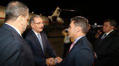 Danilo Medina llega a Ecuador; agotará intensa agenda en IV Cumbre CELAC; RD asumirá presidencia pro tempore