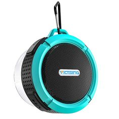620ab7a52dc Amazon.com: VicTsing SoundHot C6 Portable Bluetooth Speaker, Waterproof  Bluetooth Speaker with 6H Playtime, Lound HD Sound, Shower Speaker with  Suction Cup ...